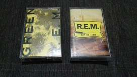 Cassette Casete Tape Cinta Magnetica Caseto R.e.m.