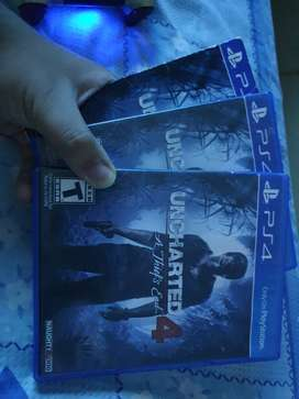 Uncharted 4 ps4 play 4