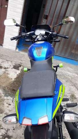 Moto pulsar 180
