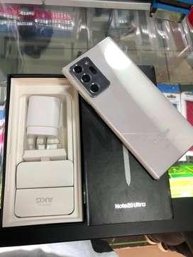 Note 20Ultra de 256 GB Blanca en caja con tood 2 meses de uso