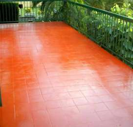 Impermeabilizado terrazas. Lacado terrazas