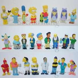 Simpsons 2004 Coleccion Completa Chocolate Jack