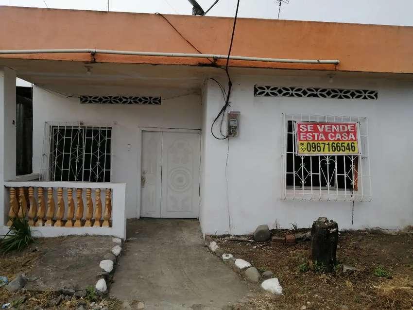 Se vende casa en Milagro Cdla Tomas Acuña
