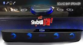 Mini barra de sonido Bluetooth TG012