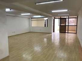 La Y, Oficina, 110 m2, 3 ambientes, 2 baños, 1 parqueadero