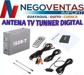 ANTENA TV TUNNER DIGITAL PARA CARROS EN OFERTA