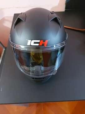 Vendo casco marca ICH