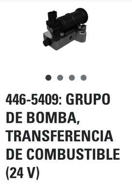 Grupo de bomba, trasferencia de combustible (24V) Caterpillar