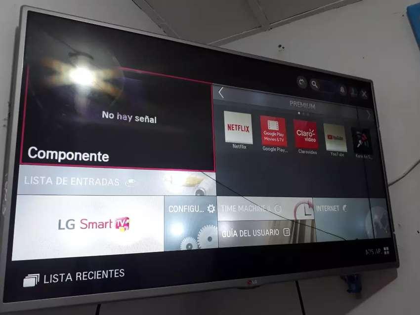 Tv lg smart tv 0