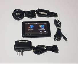 GPS Garmin Nuvi 1390 Bluetooth con mapas del Peru y accesorios