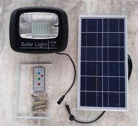 Reflector Solar 25W Ultima Generacion