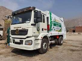 Camión Compactador 15M3 SHACMAN
