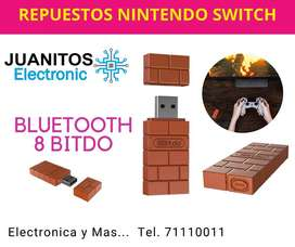 Adaptador Usb 8 Bitdo Nintendo Switch