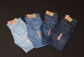 Pantalones marca levis toda talla originales 550 hombre