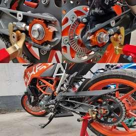 Tensores de cadena para KTM Duke RC