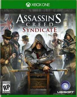 Assassins Creed Syndicate Xbox One, Físico