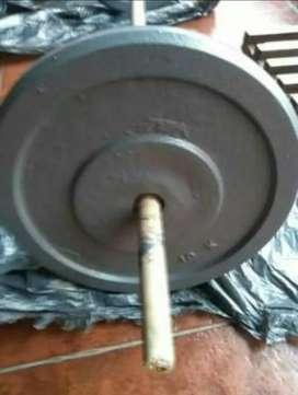 Pesas 2 de 10 kg