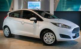 FORD FIESTA 1.6 S 5PTAS 2014
