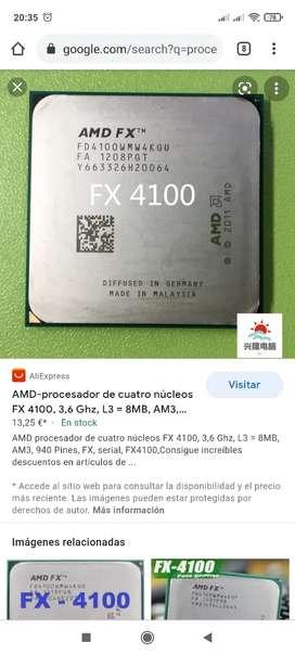 procesador fx 4100