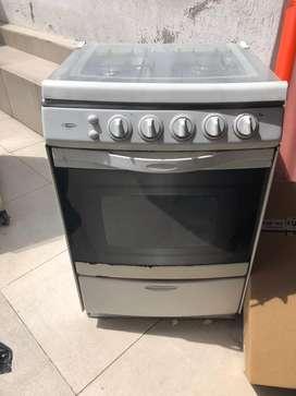 Cocina a gas con encendido electrico
