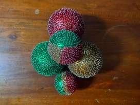 Bolas decoración