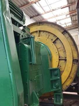 Gigante maquina   torno