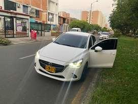 Mazda 2 modelo 2017,ñ.