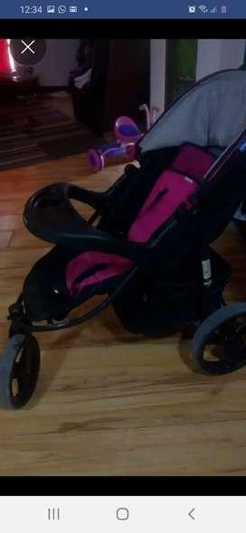 Coche y silla de auto Infanty