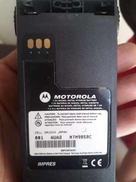 Vendo baterias para radio motorola ntn9858c