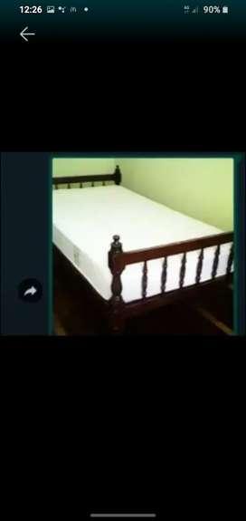 Venta de cama con colchón