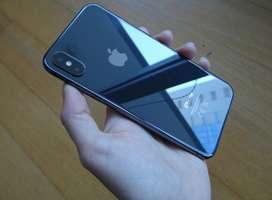 Iphone X como nuevo 84% bateria - 64 Gb