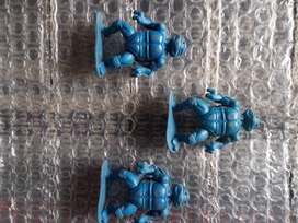 -Muñecos Antiguos Tortugas Ninja