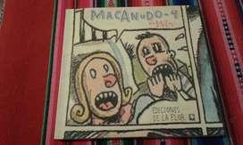 Macanudo -4 - Liniers - Ediciones de la flor