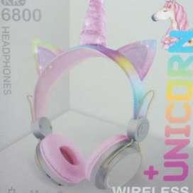 Audífonos Bluetooth para las princesas
