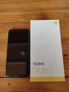 Vendo Xiaomi RedmiNote7 Versión Global