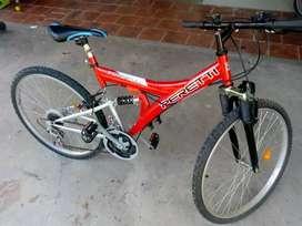 Bicicleta rodado 26 Peretti