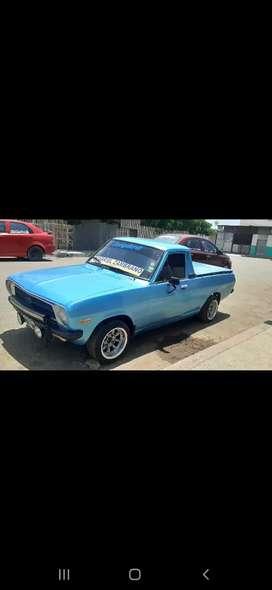 Vendi Datsun 1200 todo al dia recién pintada matriculada