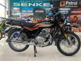 MOTO SENKE SK150-2A desde