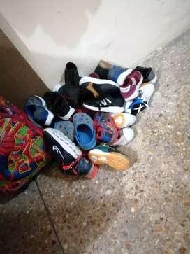 Zapato d uso