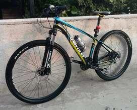 Vendo o permuto Bici Venzo Vulcan hermosa!!