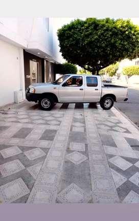 Camioneta Nissan Frontier 4x2
