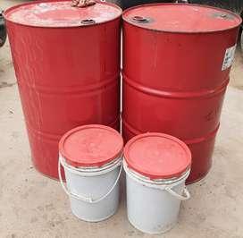 Lima brea liquida / en baldes 5 gls