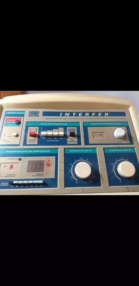 Electrodo meditea de 8 canales y ultrasonido