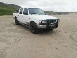 Ford ranger xlt 4x4 2.5l