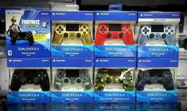 Mandos ps4 originales Rojo