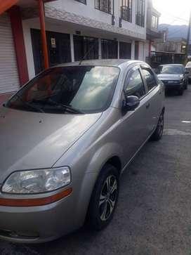 Chevrolet aveo family con papeles y seguro contra todo riesgo buen estado 98.000.000kilometros