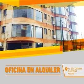 ALQUILER DE OFICINA