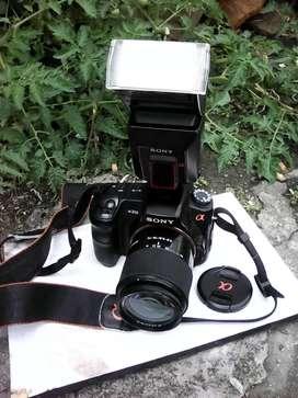 Vendo cámara con flaz