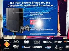 VENDO PLAY 3 SUPER  SLIM DE 500 GB
