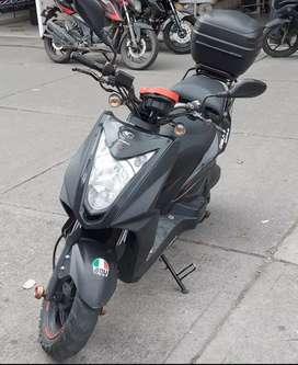 Moto Kymco Agility Digital 2.0